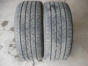 Two 235-40-18  tires   $130.00