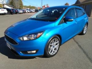 2015 Ford Focus SE | Heated seats | Bluetooth | Alloys