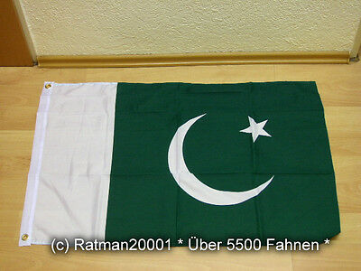 Fahnen Flagge Pakistan - 60 x 90 cm