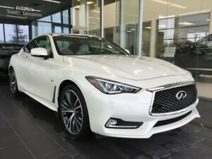 2018 Infiniti Q60 Coupe 3.0t LUXE W/ SENSORY PACKAGE