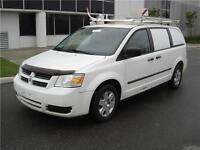 2008 DODGE GRAND CARAVAN CARGO/2 YEARS WARRANTY