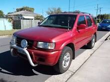 2000 Holden Frontera Wagon Redcliffe Redcliffe Area Preview