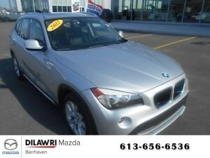 2012 BMW X1 Xdrive28i  IPanoramic roof I Leather I power se xDri
