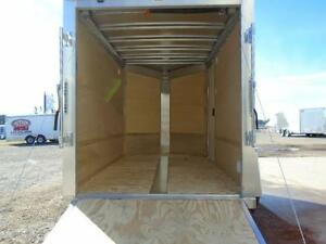 5x8 LIGHT WEIGHT NEO - EASY TO TOW - GREAT ALUMINUM TRAILER! London Ontario image 7