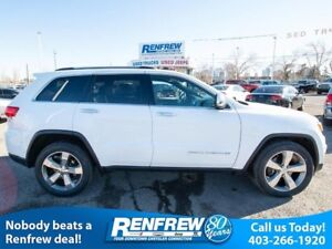 2014 Jeep Grand Cherokee Limited - V8 5.7L, Panoramic Sunroof, L