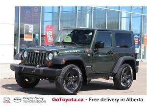 2008 Jeep Wrangler 4X4 - ACCIDENT FREE