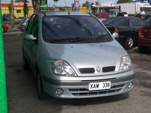 2003 Renault Scenic Silver Manual Hatchback Nailsworth Prospect Area Preview