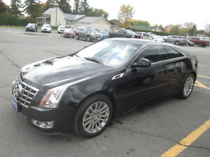 2012 Cadillac CTS Performance Coupe (2 door)
