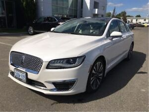 2017 Lincoln MKZ Reserve, Navigation, Heated & Cooled Seats,