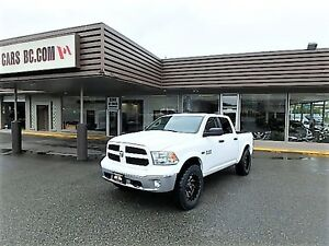 2016 Dodge Ram 1500 OUTDOORSMAN CREW CAB 4X4