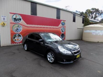2013 Subaru Liberty MY13 2.5I Grey Continuous Variable Sedan West Gosford Gosford Area Preview