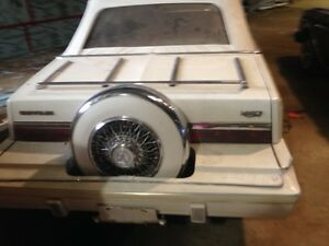 Don't Miss Out On This Sweet Ride 83 Lebaron