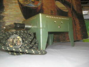 HOT PLATE TOASTER 1920,S  WORKING,READ AD FOR PRICE.