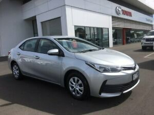 2016 Toyota Corolla ZRE172R Ascent Silver Ash 7 Speed CVT Auto Sequential Sedan Sale Wellington Area Preview