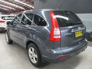 2009 Honda CR-V RE MY2007 4WD Grey 6 Speed Manual Wagon Maryville Newcastle Area Preview