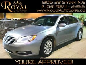 2013 Chrysler 200 Touring PWR EVERYTHING, HEATED SEATS