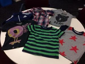 Bundle of Designer Boy's T Shirts Grays Point Sutherland Area Preview