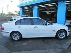 2000 BMW 318I E46 Executive White 4 Speed Auto Steptronic Sedan Mount Lawley Stirling Area Preview