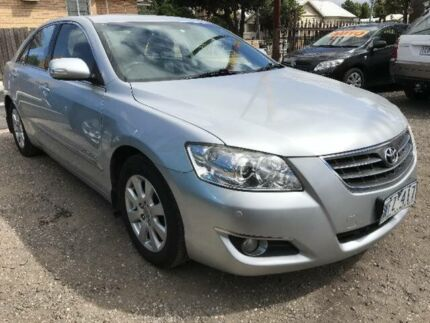 2007 Toyota Aurion GSV40R Prodigy Silver 6 Speed Auto Sequential Sedan Geelong Geelong City Preview