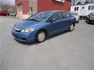2010 Honda Civic Sdn DX-G, CLEAN CARPROOF!!