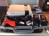 Nintendo entertainment system (nes) retro (RARE) (HIGLY COLLECTABLE)