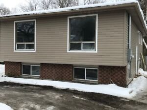 Brand New Two Bedroom in Lower Level Duplex