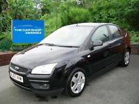 2007 FORD FOCUS 1.6 Style 5 DOOR IN PANTHER BLACK