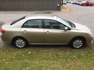 2009 Toyota Corolla Berline LE COMME NEUVE Saguenay Saguenay-Lac-Saint-Jean image 4