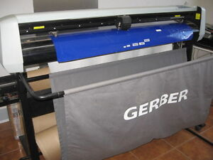 GERBER P2C1200 PLOTTER MADE BY SUMMA FOR SALE TORONTO