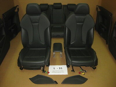 autositze f r audi a3 8v. Black Bedroom Furniture Sets. Home Design Ideas
