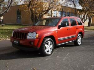 2006 Jeep Grand Cherokee SUV, Crossover