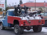 480 Holmes Tow Deck Twin Boom