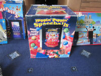 Popping Space Balls - game for all the family