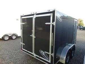 7x12 tandem enclosed cargo trailer Kitchener / Waterloo Kitchener Area image 3