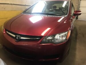2008 Acura Csx--3yrs warranty included