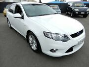 2008 Ford Falcon FG XR6 White 5 Speed Sports Automatic Sedan Enfield Port Adelaide Area Preview