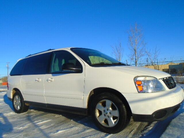 Kijiji Edmonton Used Cars For Sale By Owner: 2004 Ford Freestar SPORT PKG--ONE OWNER VAN--7 PASSENGERS