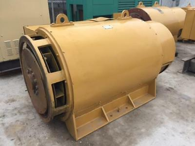 Reconditioned 1200kw Kato 600v 1800rpm 60hz Generator End Sn 83405