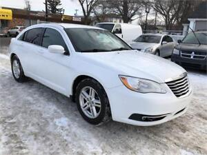2013 Chrysler 200 Series Touring, Automatic, Car Starter, Clean
