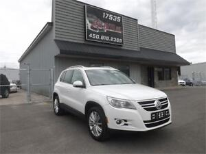 2009 Volkswagen Tiguan Highline 4 MOTION CUIR / TOIT PANO