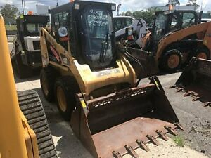 2008 Caterpillar 226B Series 2 Earthmover Loganholme Logan Area Preview