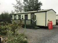 2005 Willerby Westmoreland 2 Bedrooms with central heating and a large wooden decking with views