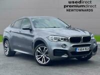 2015 BMW X6 Xdrive30D M Sport 5Dr Step Auto Estate Diesel Automatic