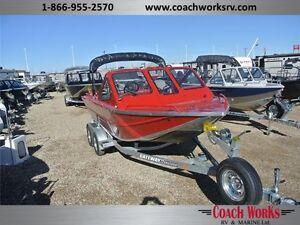 2016 Weldcraft 178X Jet Boat 11 Stringers V8/312AT /Teflon 8deg Edmonton Edmonton Area image 1