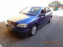 2003 Holden Astra TS MY03 City Blue 4 Speed Automatic Hatchback South Penrith Penrith Area Preview