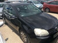2006 VOLKSWAGEN GOLF 1.6 FSI SE PETROL MANUAL 5 DOOR HATCHBACK 5 SEAT FAMILY CAR MK5 MOT N FOCUS