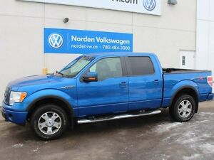2010 Ford F-150 FX4 4x4 SuperCrew Cab 5.5 ft. box 145 in. WB