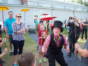 MAGICIAN, CLOWN, FACE PAINTER, BALLOON ANIMAL MAKER Edmonton Edmonton Area image 2