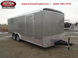 20' ENCLOSED ATLAS - SUPERIOR QUALITY, FOR A LOW PRICE!