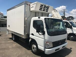 2007 Mitsubishi Fuso Canter 700/800 FE84P 3.5 MWB White Panel Van 3.9l 4x2 Loganholme Logan Area Preview